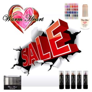 #Warm Heart Sale