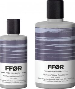 FFØR Re:Move Yellow for Toning Conditioner