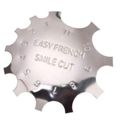 Metal French Guide Wheel